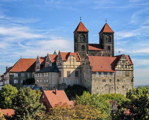 Quedlinburg Schloß
